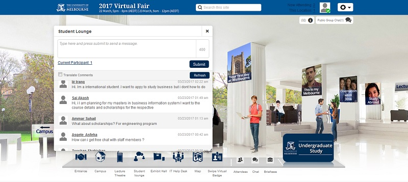 Virtual Career Fair Software | Virtual Job Fair Platform