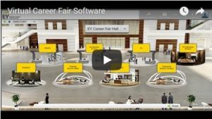 Virtual Career Fair Software